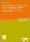 Buch-Cover: Jan Hegewald: Informationsintegration in Biodatenbanken